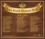 Thumb iron knob honour roll 3