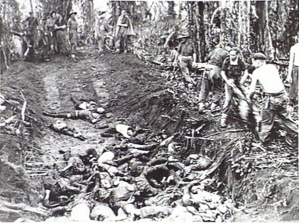 Normal japanese dead after the battle of slater s knoll  1