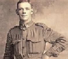 Profile pic normal normal william charles harris  1897 1918   wwi soldier  died in france  great great uncle
