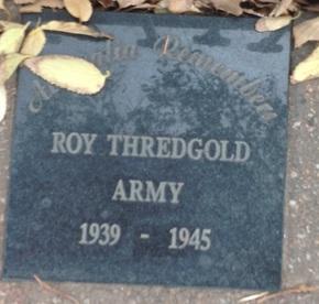 Profile pic roy threadgold