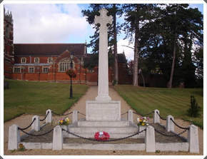 Profile pic stansted mountfitchet war memorial