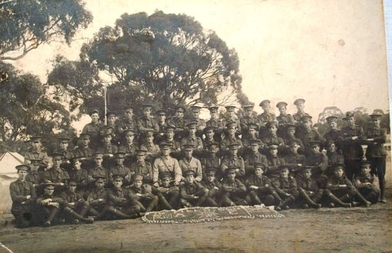 Normal 14 field coy   australian and english military 15525453625 o