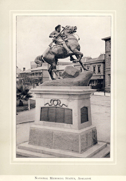 Normal adelaide boer war memorial