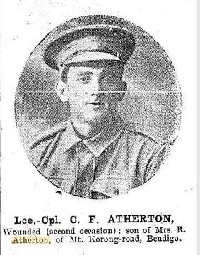 Profile pic atherton   photo in bendignian 09 08 1917