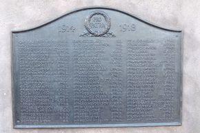 Profile pic innerleithen war memorial 1