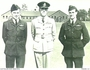 Thumb gordon  m.c john rutherford squadron leader and waddell aa leading aircraftsman and wilmot bf leading aircraftsman