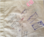 Thumb d e bagshaw sx7468 handkerchief to ruth bagshaw 2nd world war