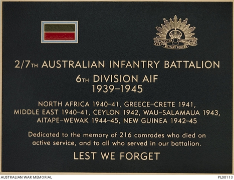 Normal 2nd  26th australian infantry battalion 43507 94921