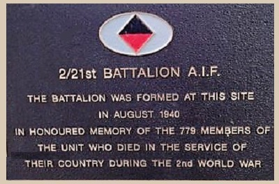 Normal 2nd  21st battalion monument 22019 33775