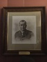 Thumb framed photograph of h.o.teague that hangs in the function room of the tovp admin building on shepperton road  vp