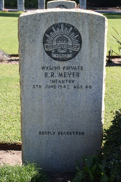 Profile pic wx6190 private reginald robert meyer