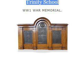 Profile pic trinity school