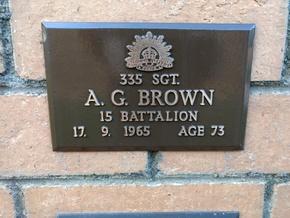 Profile pic agb plaque