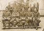 Thumb 1919.12 cir  ba   eric in group photo of soldiers