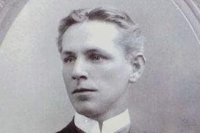 Profile pic edward watherston