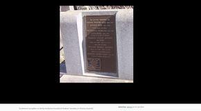 Profile pic aird  family plot at fawkner cemetery  victoria  australia