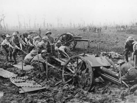 Normal the battle of passchendaele  july november 1917 q6236