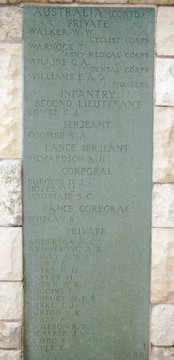 Profile pic hollybrook memorial  southampton