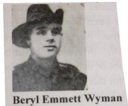 Profile pic wyman  beryl emmett
