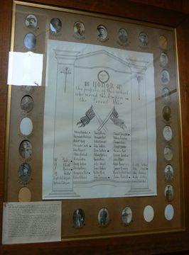 Normal eganstown state school honour roll 14342 98620