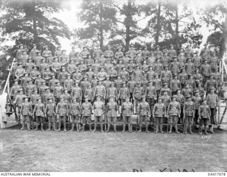 Normal 57th infantry battalion 9th reinforcements