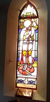 Normal adaminaby st john s ww1 memorial window