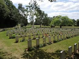 Profile pic ecoivres military cemetery  france  ww1cemeteries