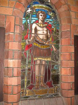Normal strathfield st anne s anglican church ireland memorial window