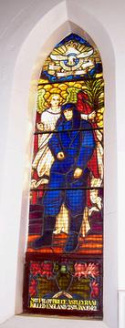 Normal dubbo wesley uniting church astley memorial window