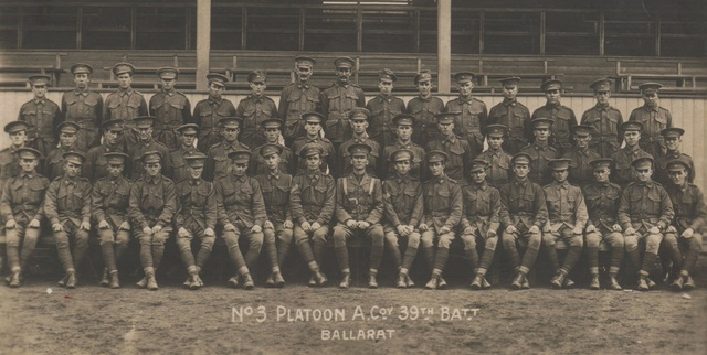 Normal 39th battalion no 3 platoon