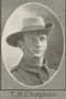 Thumb chaplain t a  one of the soldiers photographed in the queenslander pictorial supplement to the queenslander 1915