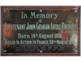 Thumb wahroonga jga pockley memorial plaque