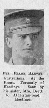Profile pic harvey frank 0616