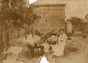 Profile pic brimson and family
