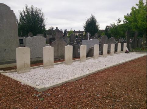 Normal lezennes cemetery