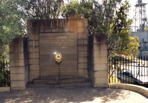 Normal potts point mothers and wives memorial