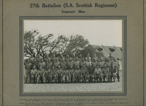 Normal 2nd 27th battalion