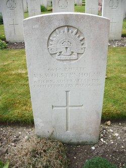 Profile pic wolstenholme  albert edwin headstone durrington