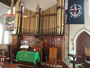 Thumb armidale methodist church memorial organ
