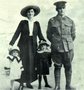 Thumb pte hadfield and family