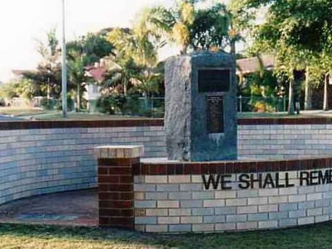 Normal tin can bay war memorial
