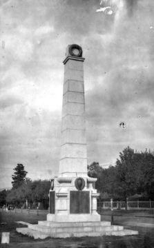 Normal norwood war memorial
