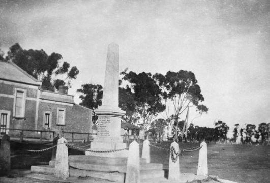 Normal koolunga war memorial