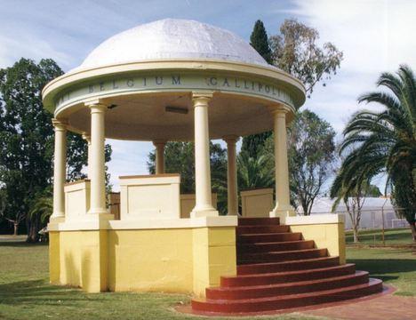 Normal kingaroy soldiers memorial rotunda
