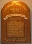 Thumb memorial plaque   brisbane customs house