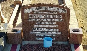 Profile pic wilkinson ww2 1955