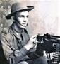 Thumb richard william edward  will  chandler on machine gun
