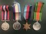 Thumb thomas charles john cook vx85658   service medals back