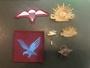 Thumb thomas charles john cook vx85658   paratrooper badges rising sun and service pin