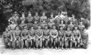 Profile pic 10th infantry battalion